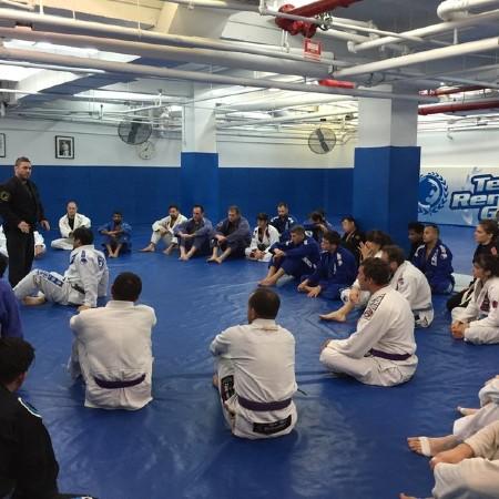 Beginner & Advanced Jiu-Jitsu